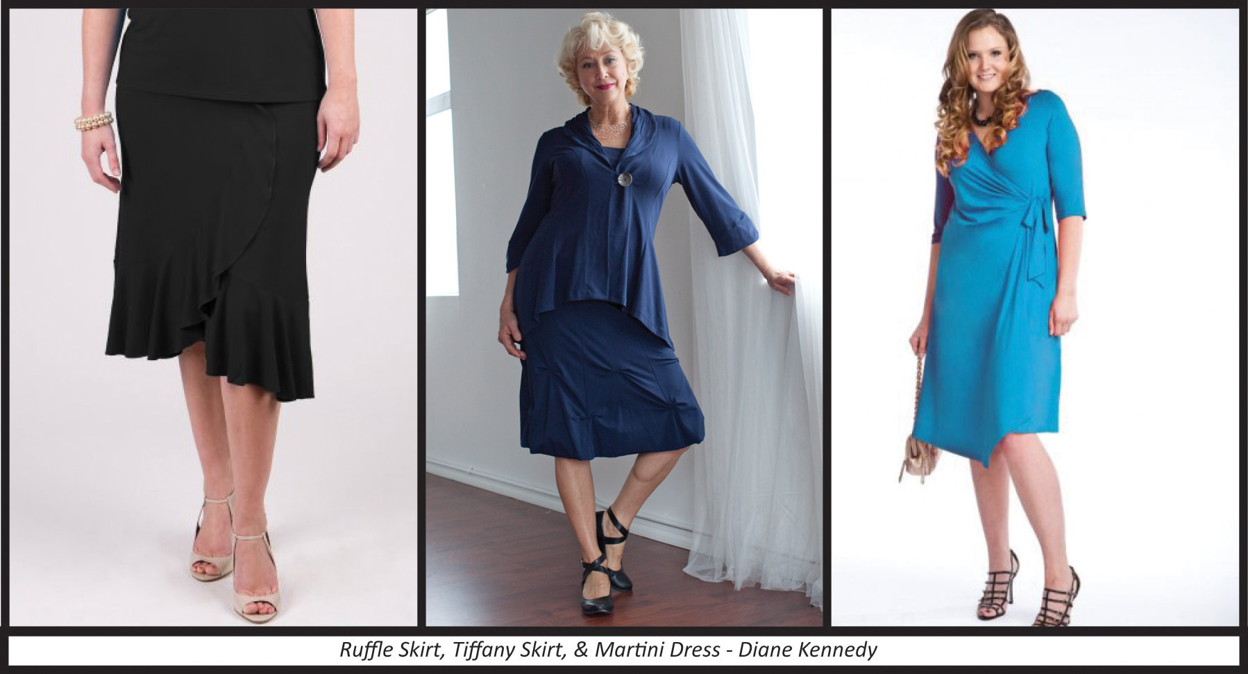 Plus Size Proportions: Pear Shapes | msdianekennedy