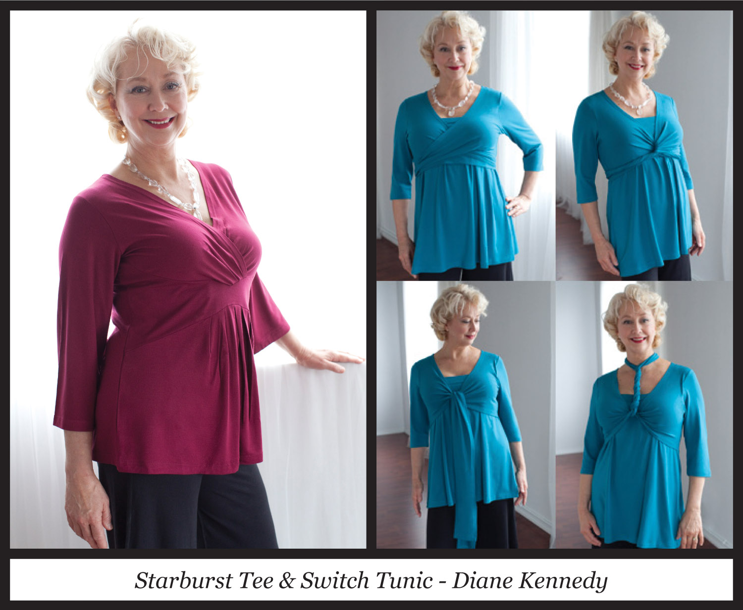 Plus Size Proportions: Rectangle Shape | msdianekennedy